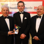 Bollard Load Testing wins Innovation Award at the North East Business Awards 2016