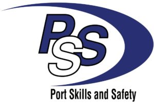 Port skills and safety logo